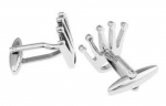 CROWN CUFFLINKS FOR MEN