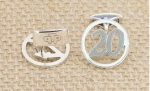 THE BEST DESGNS OF CUFFLINKS OPENWORK NUMBERS