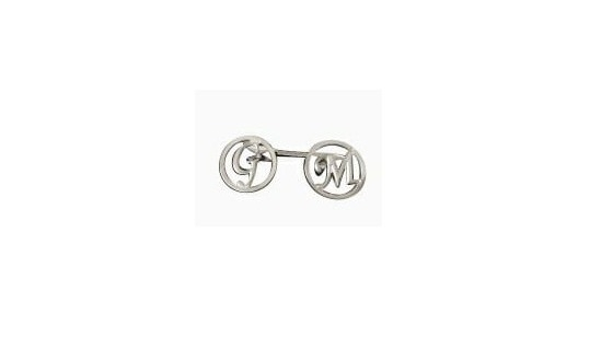 SILVER JEWEL WITH YOUR NAME OR INITIAL